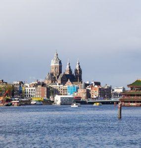 Saint Nicholas Basilica Amsterdam